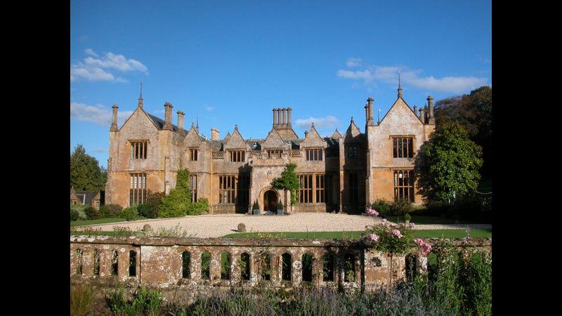 Picturesque Dillington House
