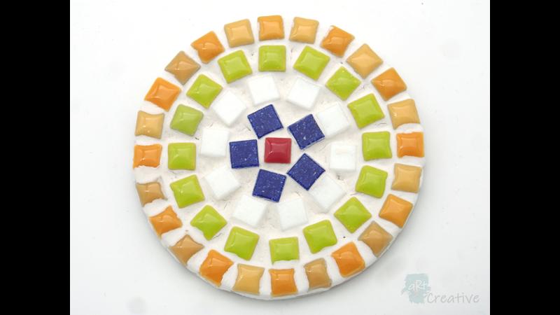 Round Mosaic Mini