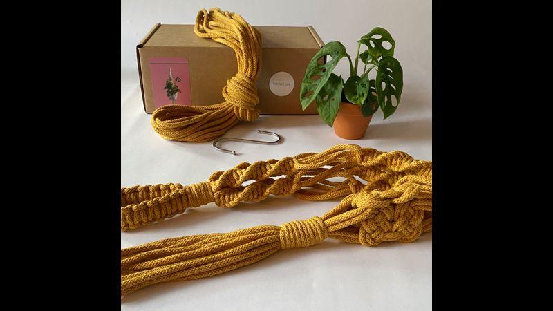 Mustard Craft Kit