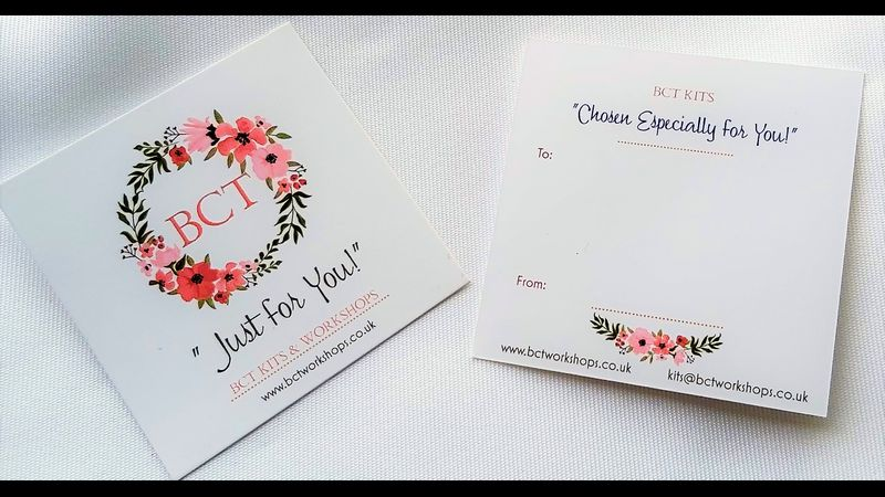♥ FREE GIFT CARD ♥ Gift ~ Message can be added and forwarded with Royal Mail in purchase ♥