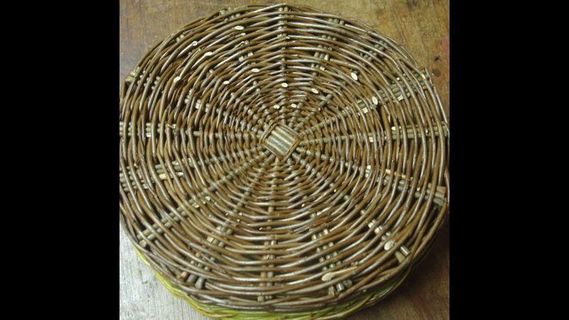 The basket base