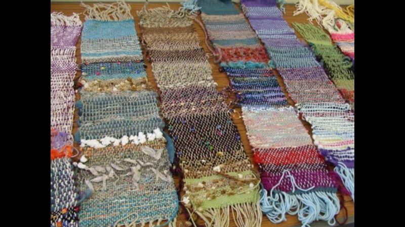 textured weaving