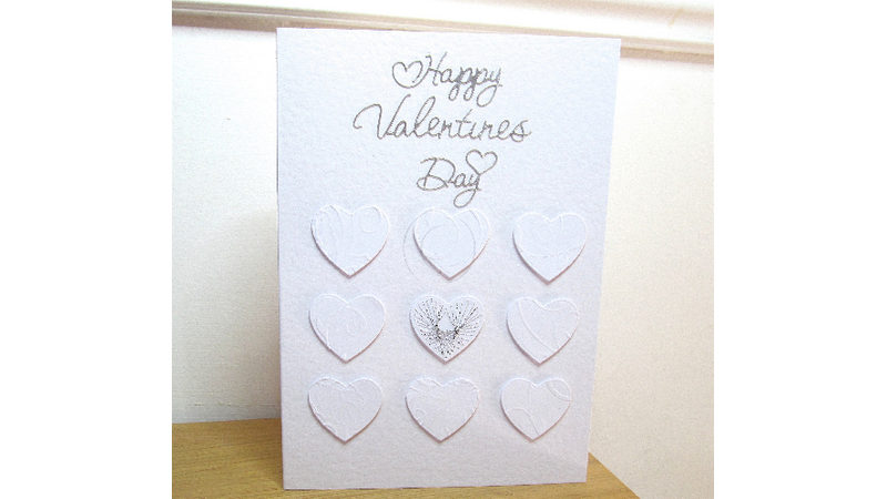 Perfect for prick and stitch card embroidery