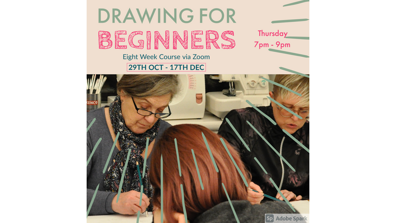 Details of Drawing for Beginners Course