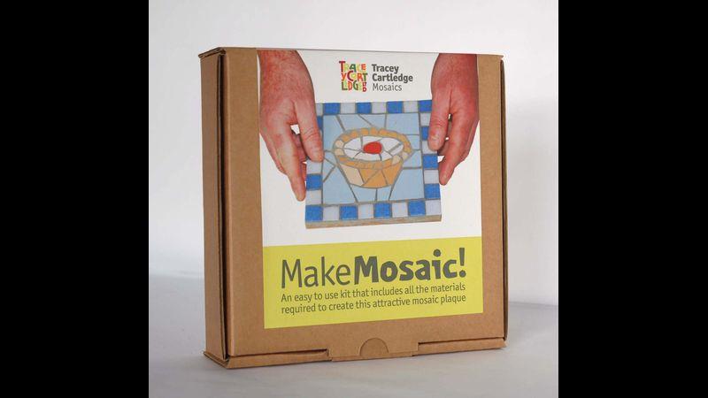 Bakewell Tart, Beginners Mosaic Kit