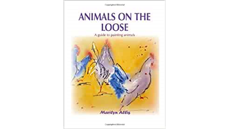 Animals on the loose book signed