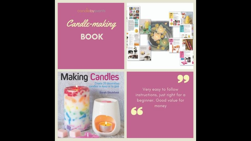 Making Candles book