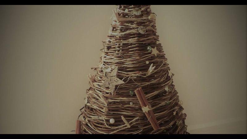 willow christmas tree