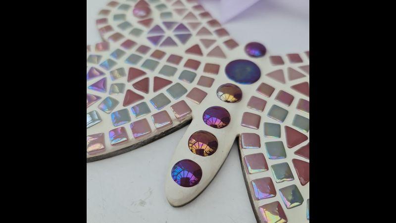 Lovely shiny tiles