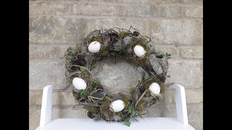 Spring and Easter Wreath for your home
