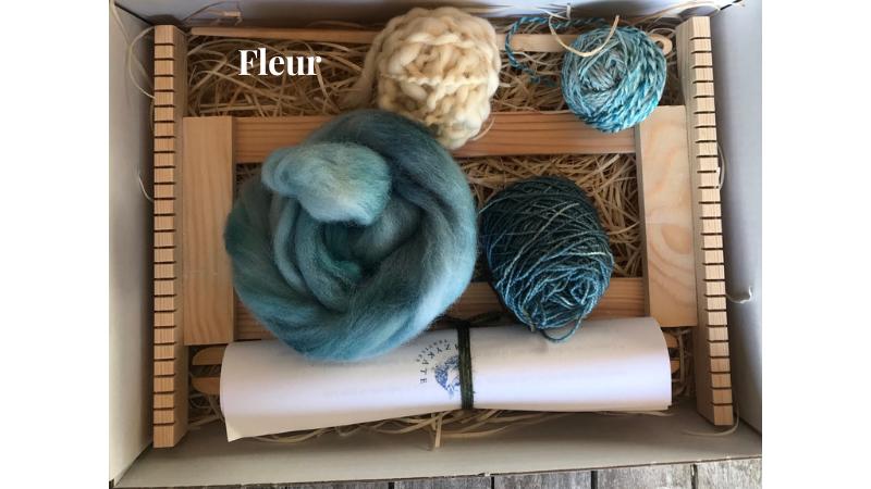 Fleur Frame Loom Kit