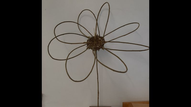 Willow Flower Craft Kit