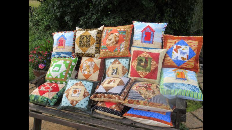 DIY Cushion Kits