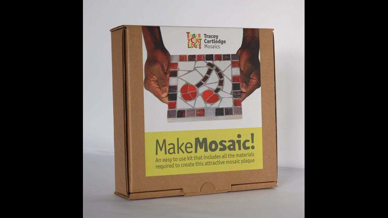 Cherries, Beginners Mosaic Kit