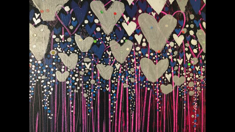 Valentine Paint Sup & pARTy