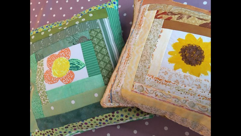Example cushions