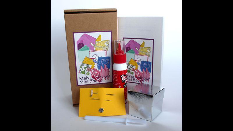 Mini books kit