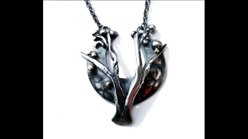 Isis Necklace by Teresa Crickmar
