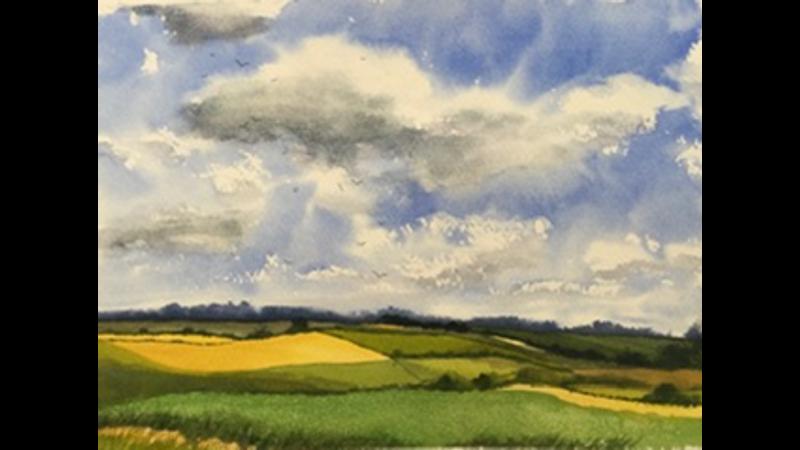 Big Sky Landscape