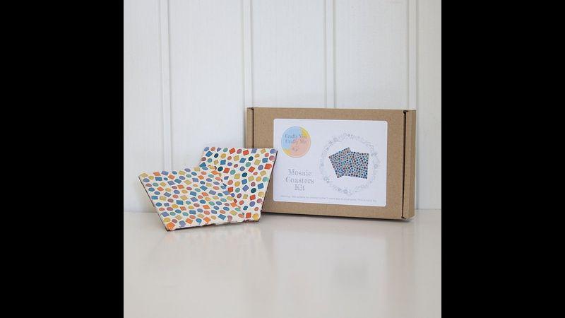Rainbow coaster kit