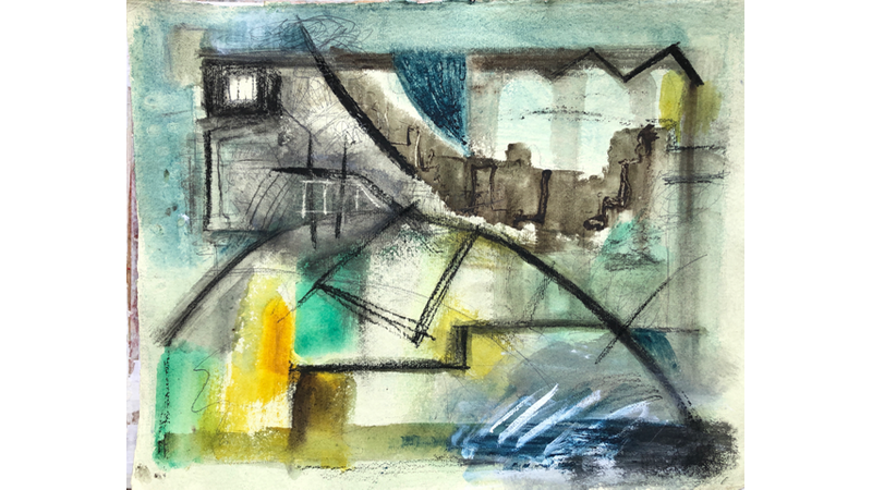 St Ives Artists - Peter Lanyon