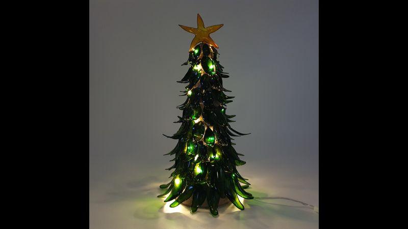 Christmas Tree - warm white lights