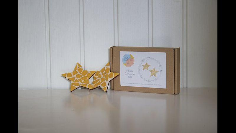 Yellow stars kit