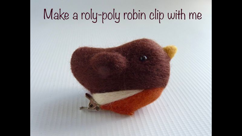 Example of the robin design you will make with me.