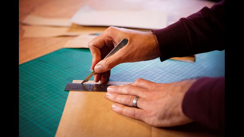 Pattern cutting is the key to realising your bag designs from 2D to 3D