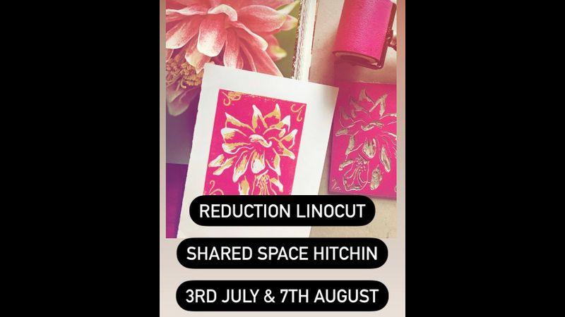 Reduction Linocut Workshop Dates