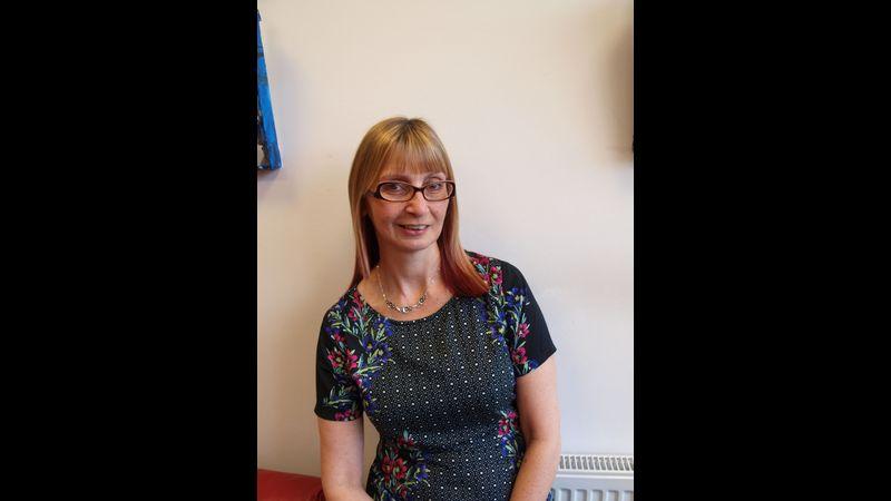 Tutor Claire Newberry