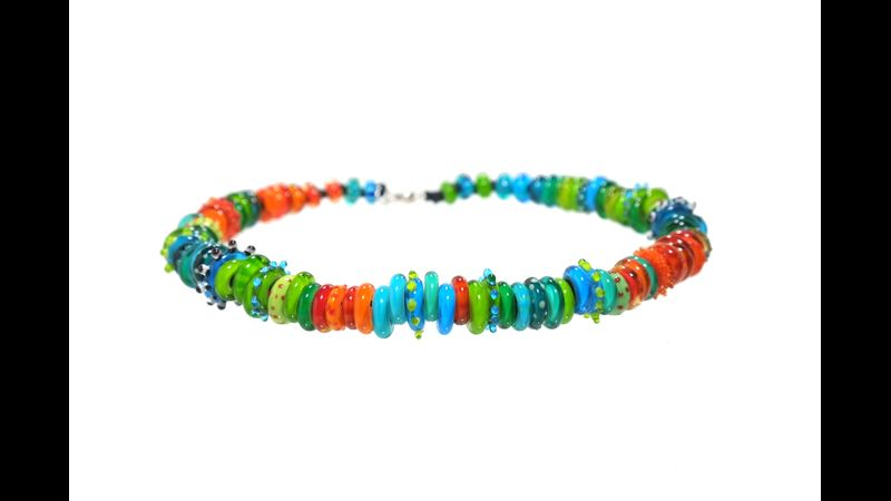 maybe you'd like to have a go at making hoopla beads