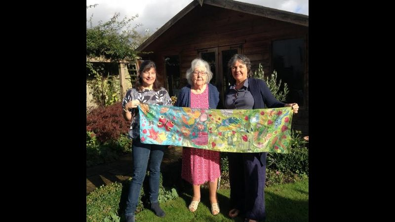 Barbara's Birthday banner