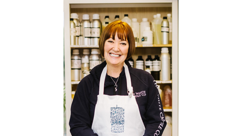 This is me!  I can't wait to welcome you to my Lavenham Studio