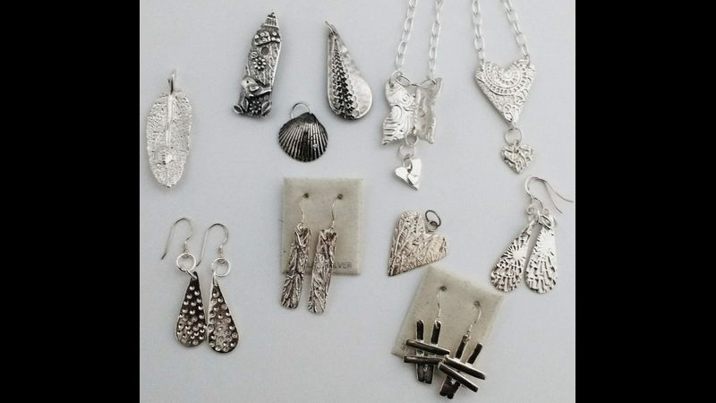 Introduction and Beginners silverclay class