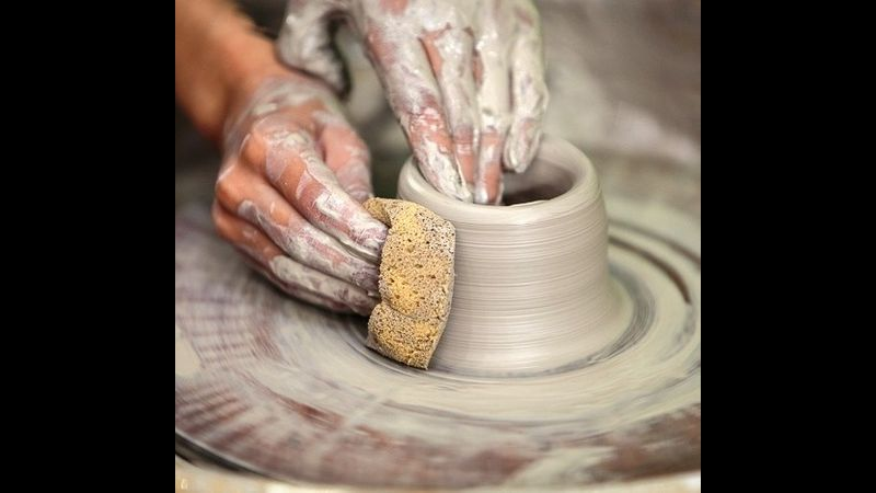 table top pottery wheels
