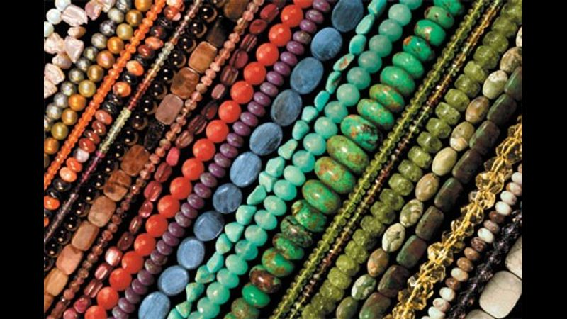 Bead Jewellery Making Workshop