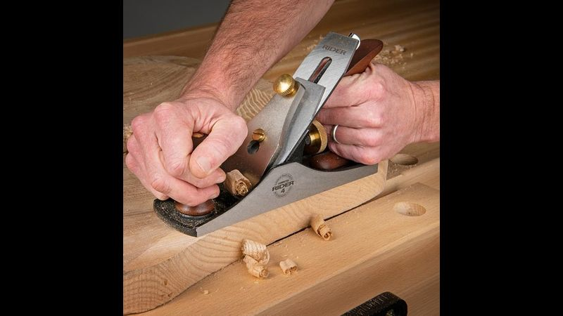 Get true performance from your hand planes