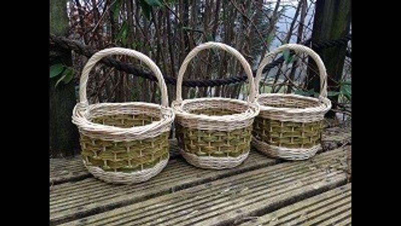 Workshop baskets a few years back