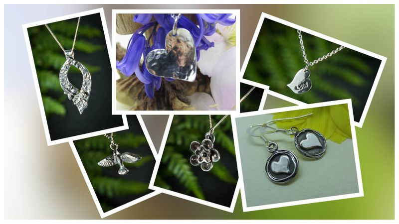 Introduction to Silver Clay Jewellery Workshop in Monmouthshire