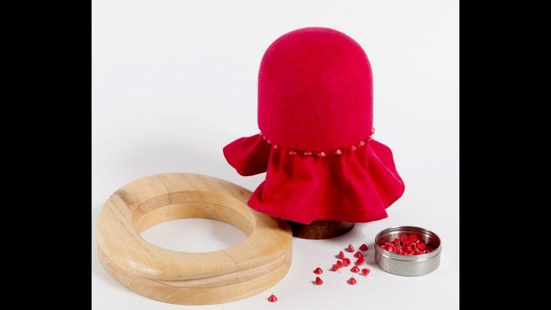 Hatmaking workshop in Edinburgh