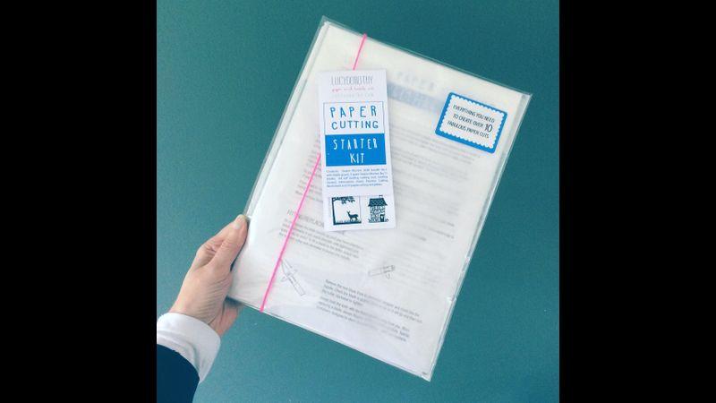 Papercutting Starter Kit
