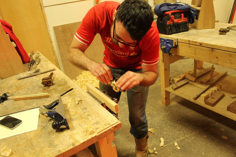Four Day Intensive Beginners Woodwork Course Creative Craft And Artisan Courses And Workshops
