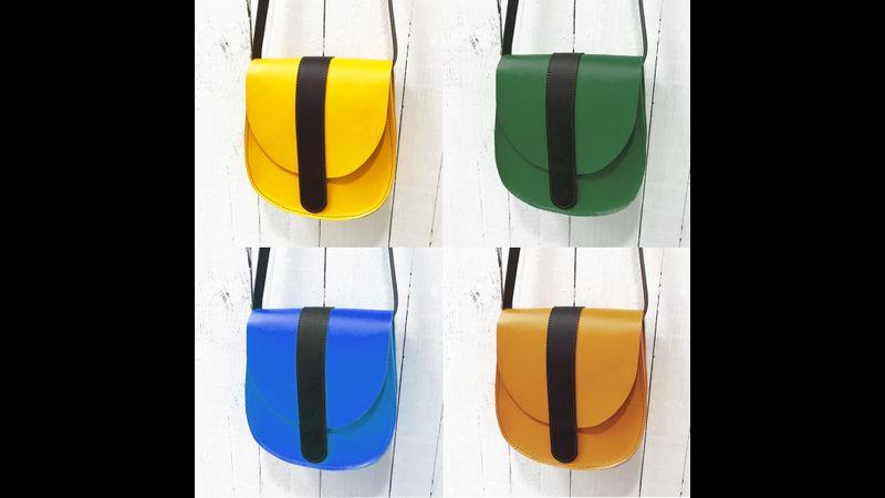 4 saddle bags