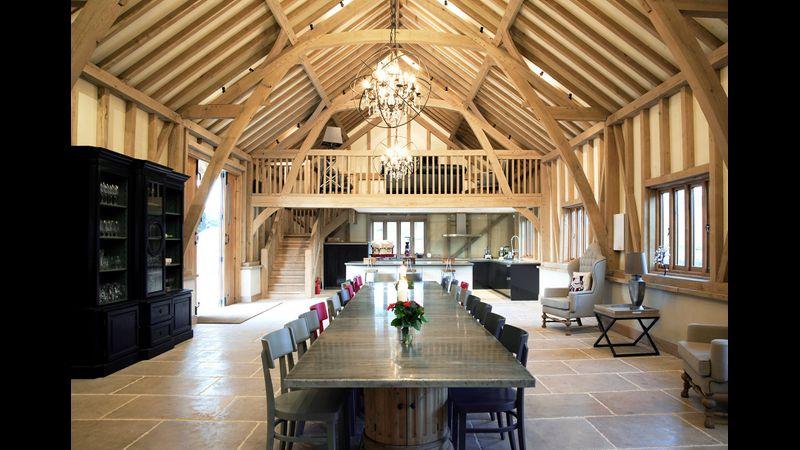 Honesty Cookery School on the Hampshire, Berkshire border