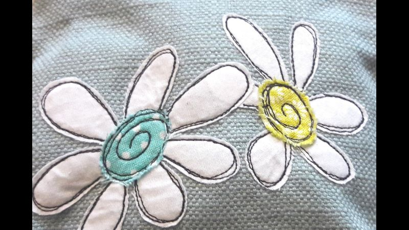 Discover Machine Embroidery with Sarah Ames ..a Quirky Workshop at Greystoke, the Lake District & Cumbria