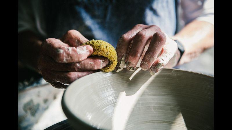 Pottery at Coombe Farm Studios
