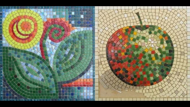 Zantium Mosaic workshops