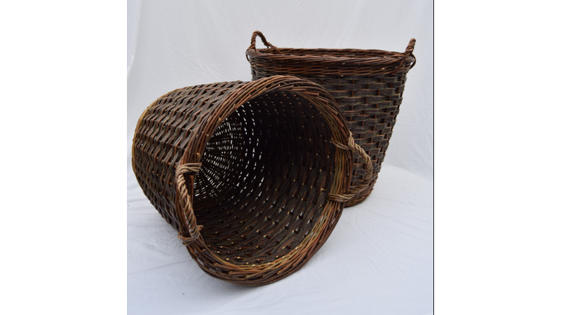Log baskets, intermediates and advanced students