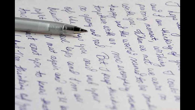 Pen and paper - Creative Writing short course